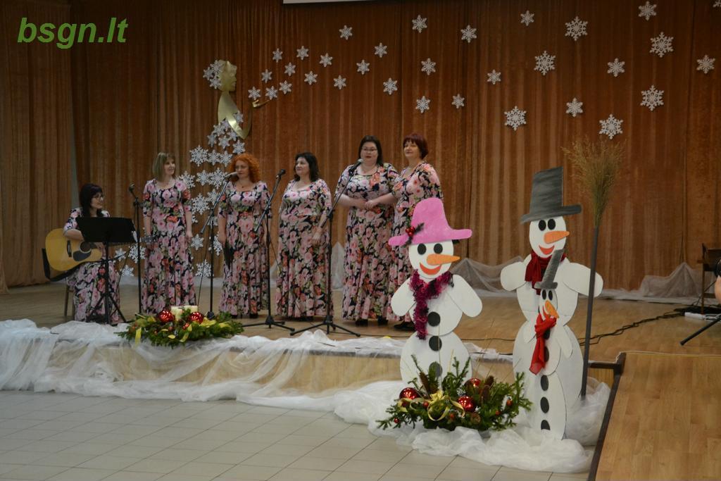 2017m. Laimėtas Baisogalos moterų ansamblio koncertas
