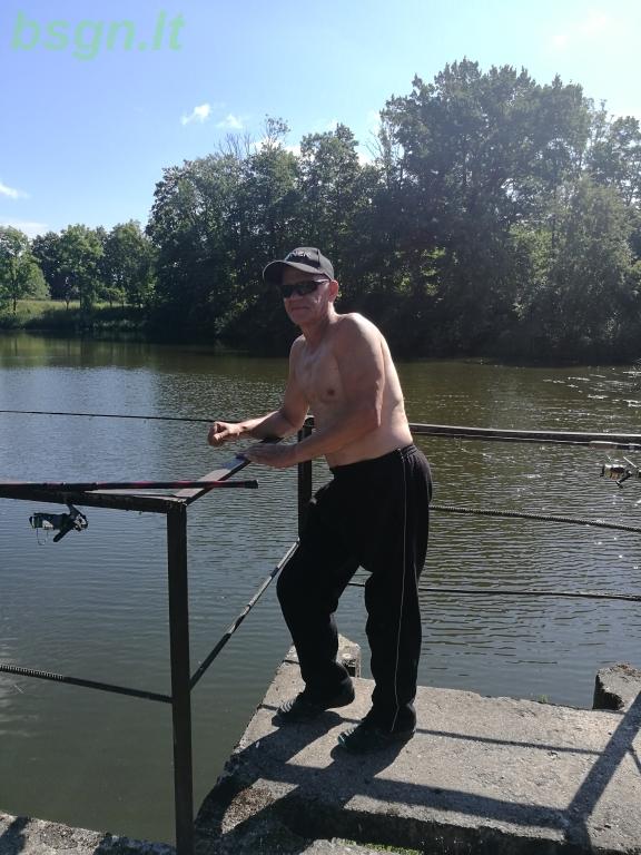 2019m. Žvejų šventė Blinstrubiškių socialinės globos